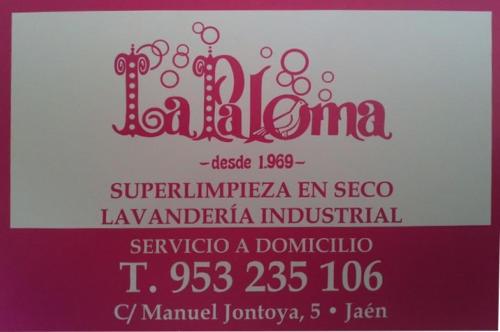 Contacto La Paloma